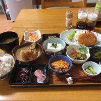 岡山の人気スポット矢掛 テンペ料理 発酵亭 のランチは健康によく体に優しい!