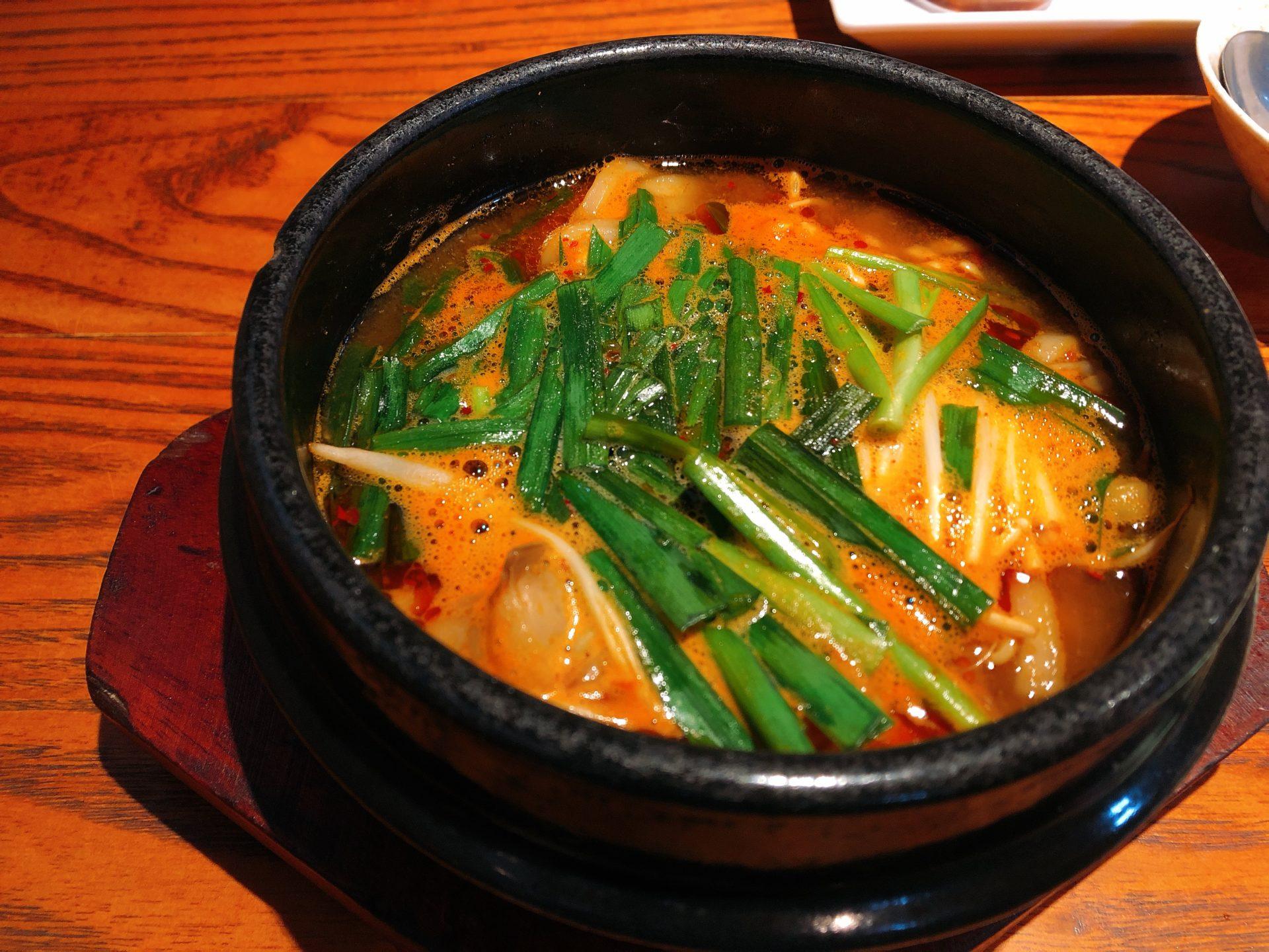倉敷市笹沖の韓国料理の店 凛 倉敷本店 4種類のランチはどれもコスパ抜群で、マシッソヨー!