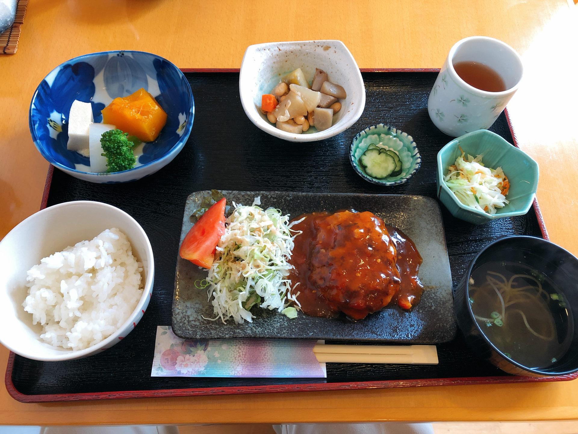瀬戸内市 長船駅から徒歩6分 ランチ&カフェ 舎和(とわ)の繊細な味と、落ち着いた空間、行き届いたサービスに大満足!