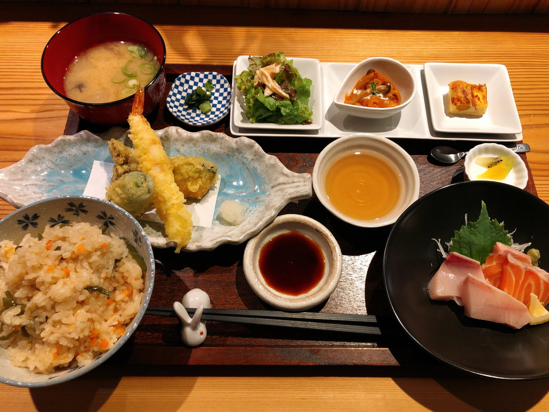 備中箕島駅から徒歩で約7分 昼のみ営業の 季菜里 のランチは心遣いにリピしたくなる
