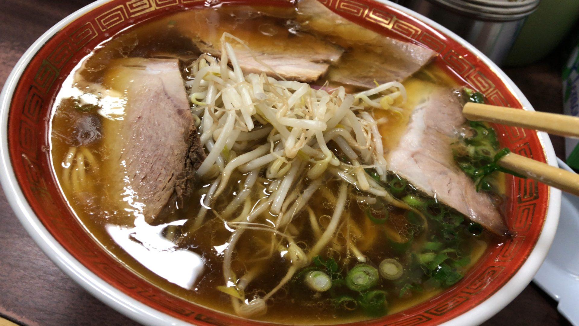 これが岡山ラーメンの天神そば!ツウも虜になる濃厚鶏ガラ醤油スープとオリジナル細麺!行列に並んでも是非食べてほしい!