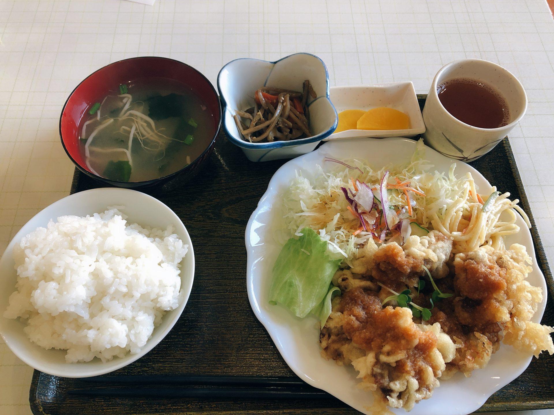 大元駅近くで見つけた定食屋さん レストラン今辰のランチはラーメンも揚げ物も美味しく、何よりもリーズナブル!!