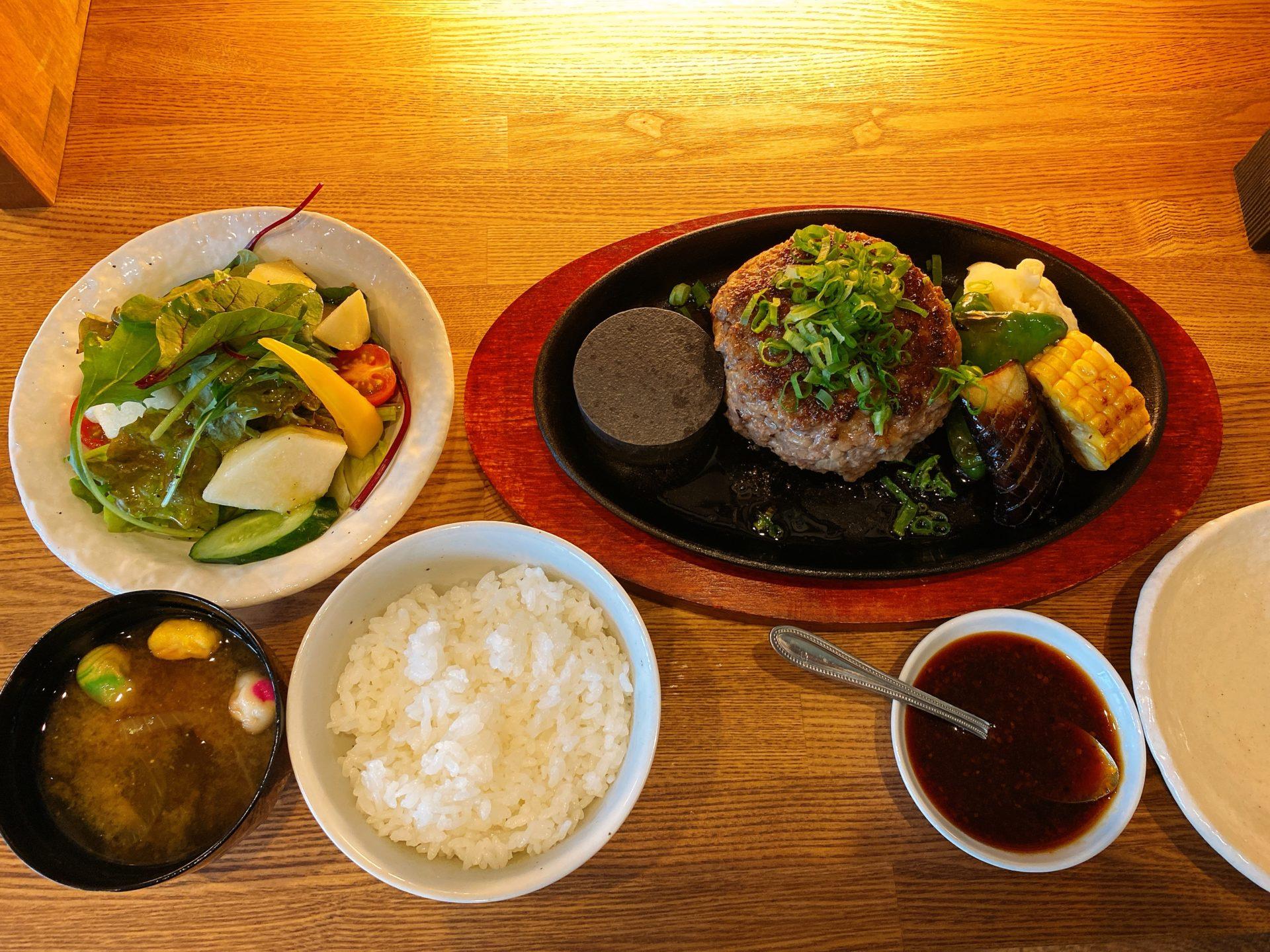 中区海吉の 食彩家 みゆ が、1月4日「生姜専門店」として再オープン!ランチタイムはボリューミーな和牛ハンバーグのみ提供