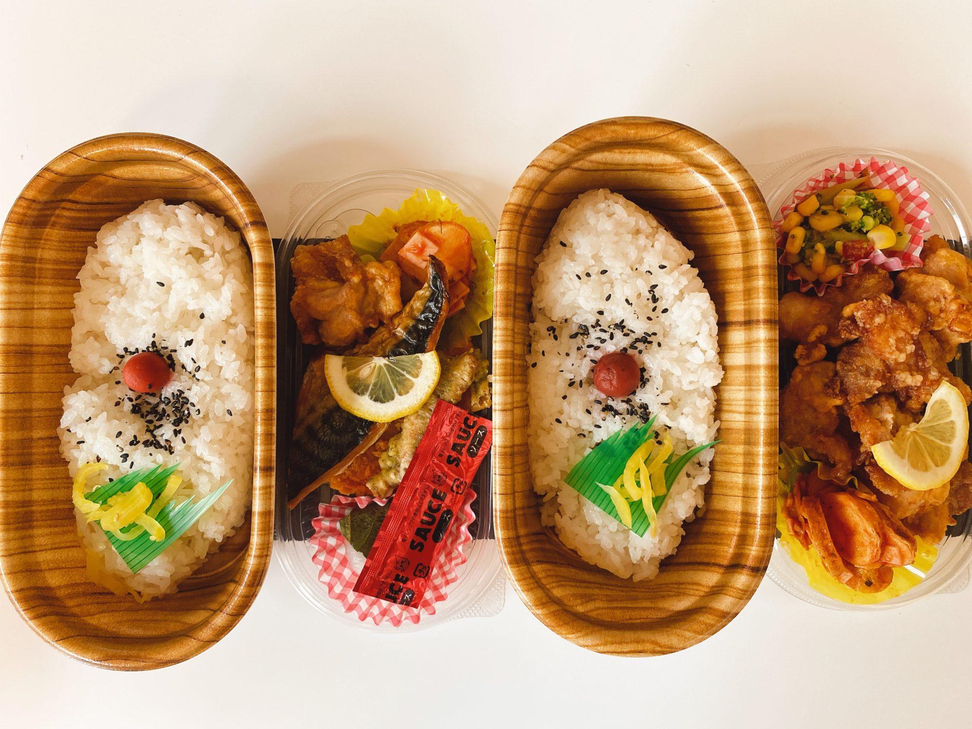 【岡山市東区のテイクアウト】大多羅駅から車で2分 プリモピアットの唐揚げと塩サバの手作り弁当がワンコイン税込500円!