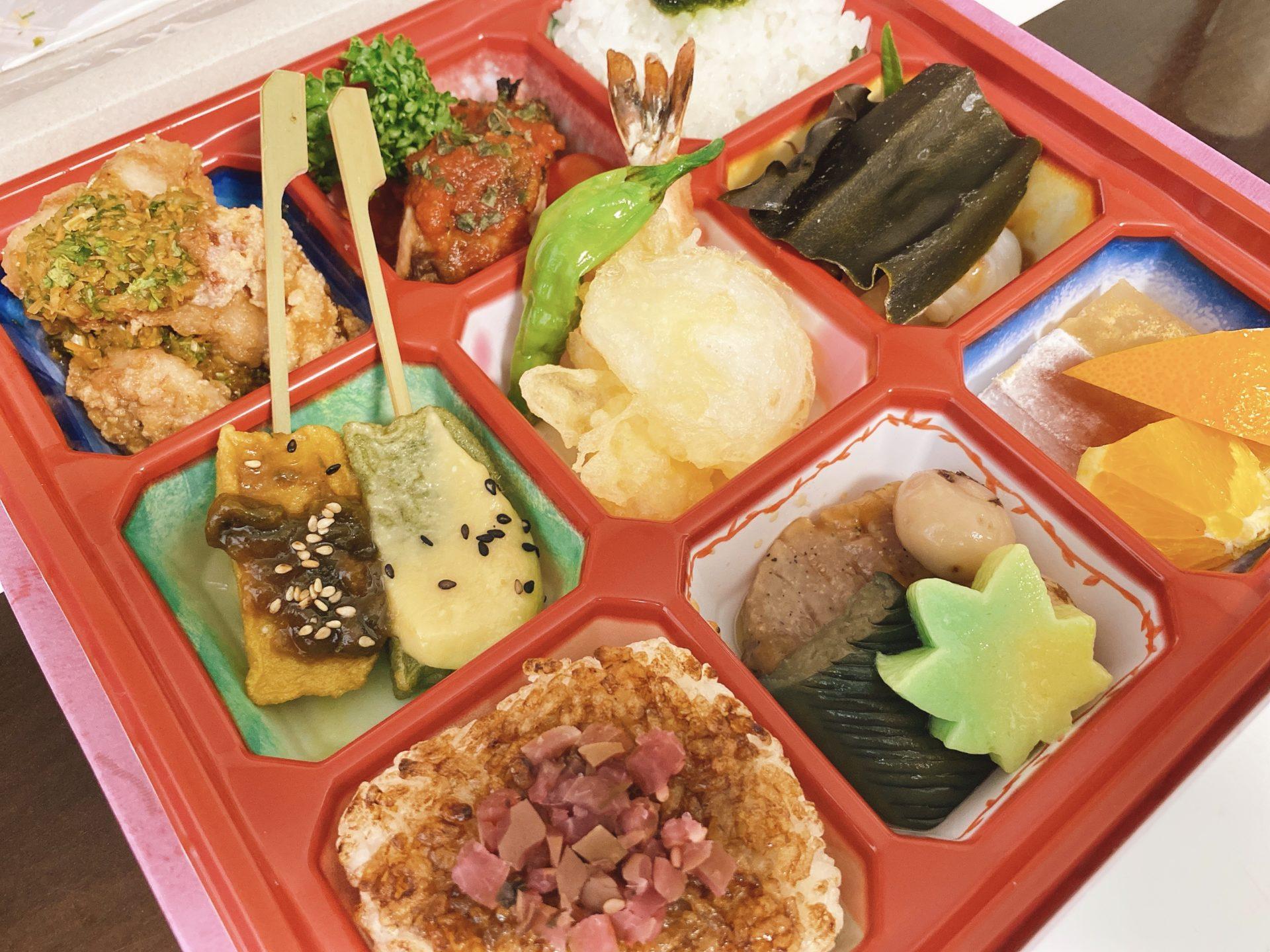 【岡山市北区のテイクアウト】岡大病院東側 創作和食 Gerne essen(ゲァネエッセン)のテイクアウトランチの豪華さと美味しさにノックアウト!
