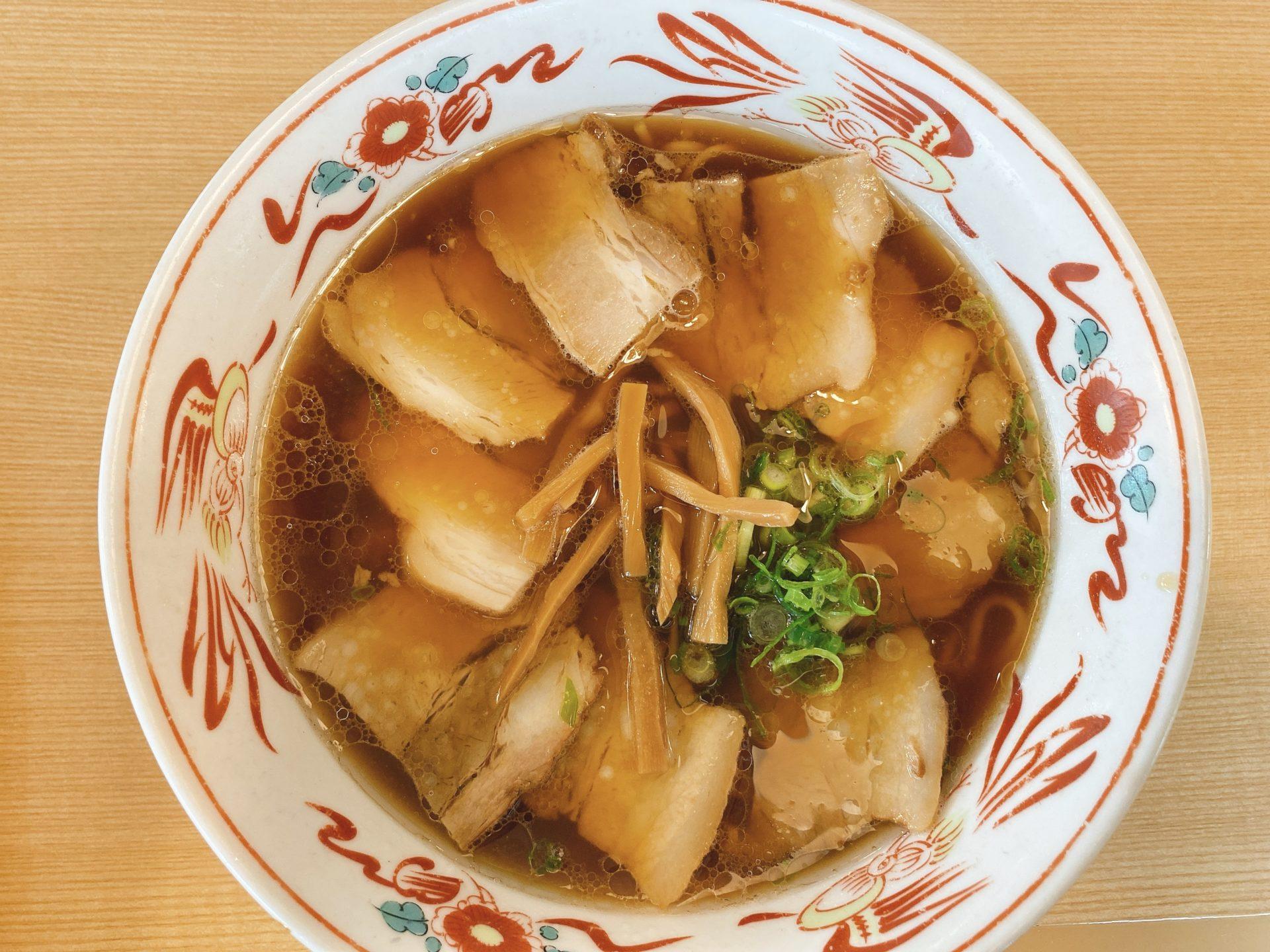 岡山市南区藤田 備前西市駅から車で8分【らーめん道(みち)】はスープが美味い!チャーシューメンをスープまで禁断の完飲!