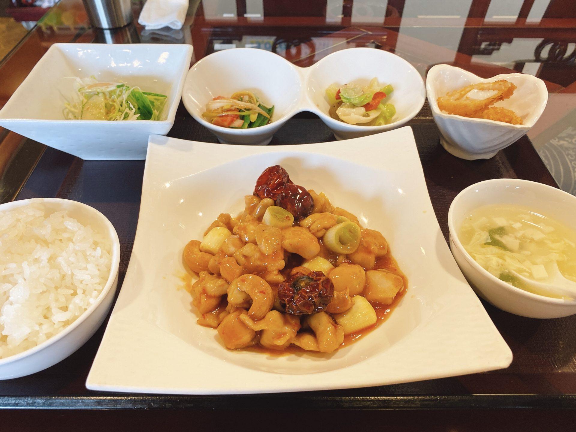 大元駅から車で2分 中華料理 大福園のランチが美味しくて大人気!酢豚・エビチリ・八宝菜・麻婆豆腐と迷いながら決めたのは・・・・