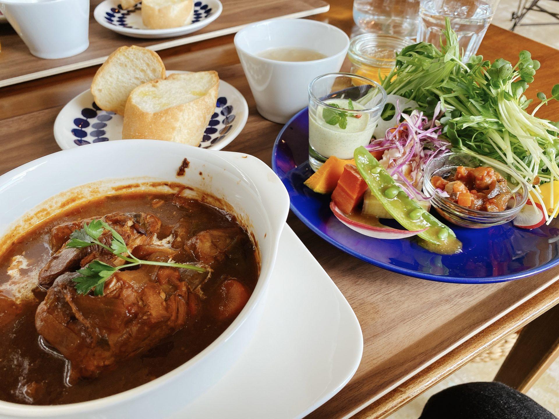 大多羅駅から車で5分【Bonap(ボナップ)】 10月26日オープンの新カフェでのランチタイムはフレンチ気分で美味しく楽しく!