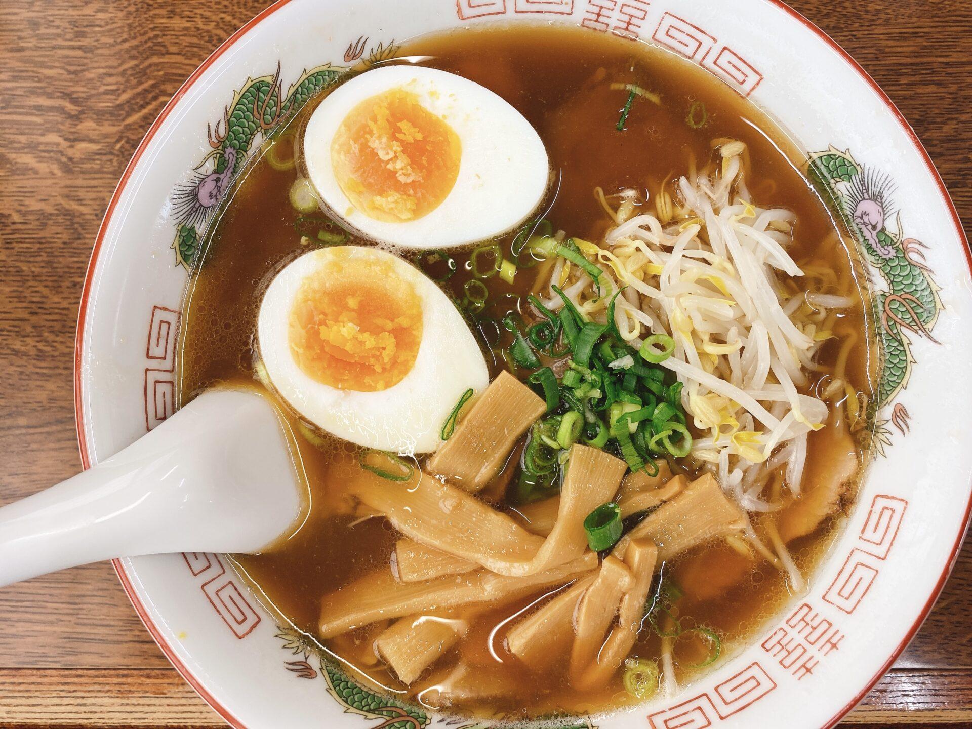 岡山市北区青江【らーめん亭】毎日でも食べられるクセになるラーメン!長く続くお店には理由がある!
