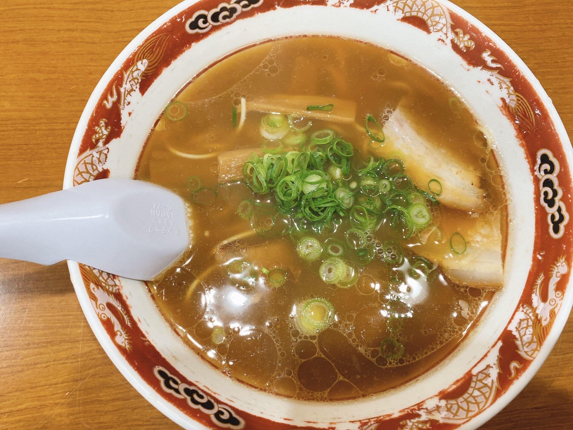 中華そば 山冨士 本町店