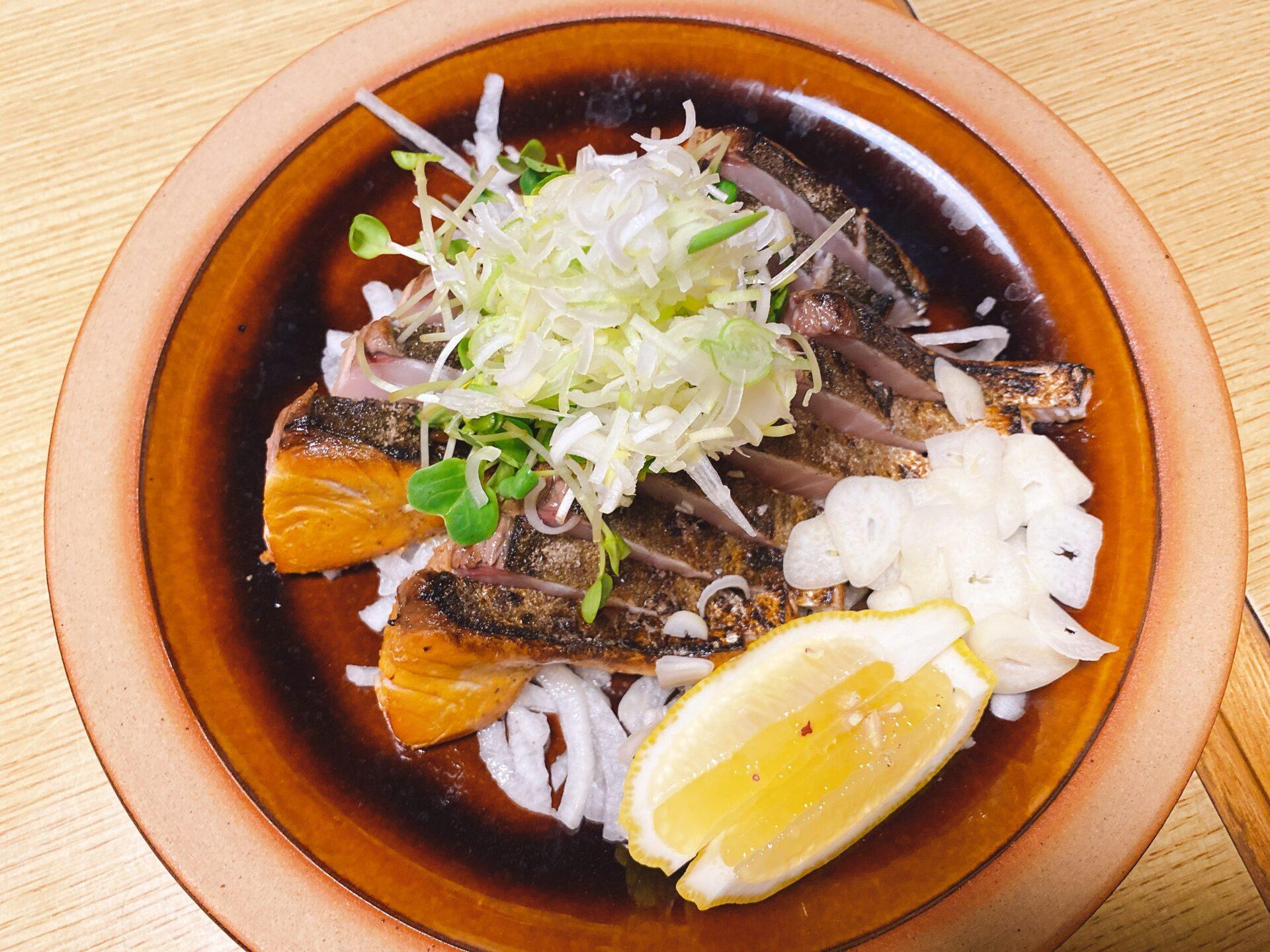 鰻と鰆の塩タタキが激ウマの 魚料理の店 うおじま を初の夜訪問!