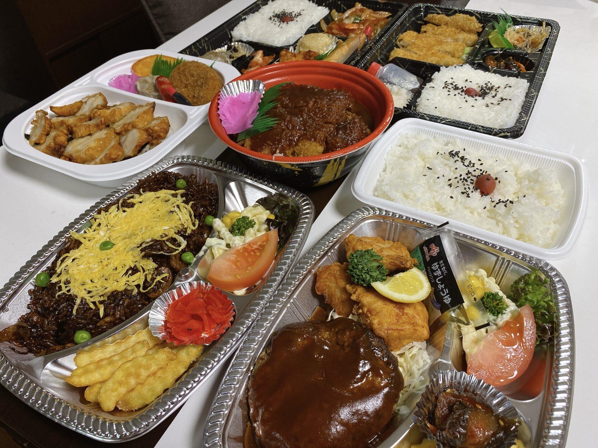 【岡山市東区のテイクアウト】お弁当ハウス アラカルト(alacarte)のランチは多彩なメニューでボリューミーで美味い!