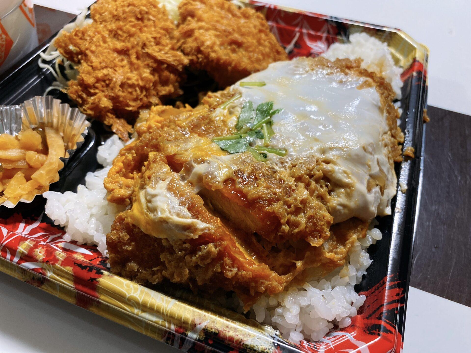 【岡山市中区のテイクアウト】全力飯。かつやの期間限定の丼と弁当はあと少しで終わり 食べるなら今!!
