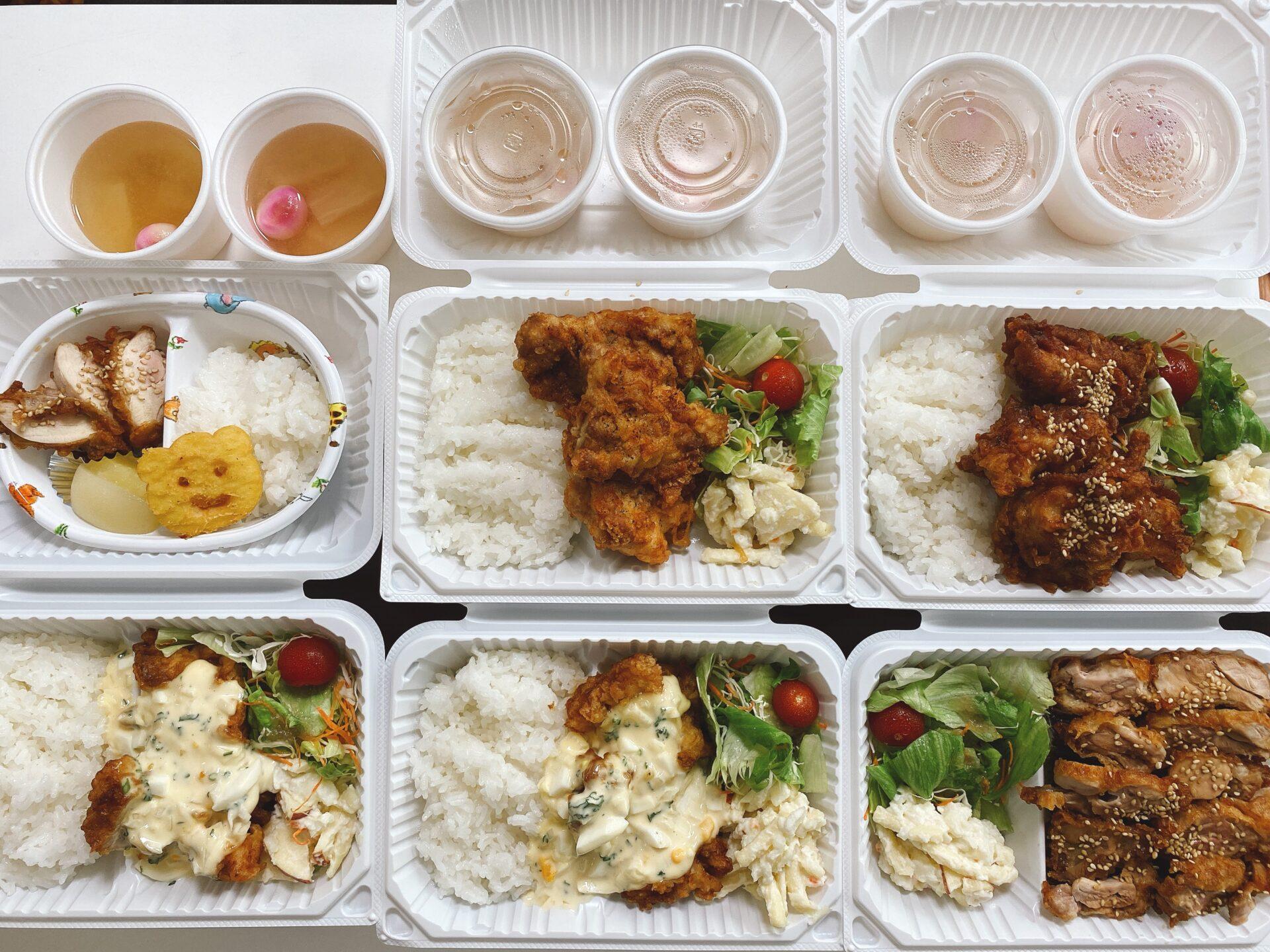 【岡山市南区のテイクアウト】ガブッ!鶏 ゆきじ堂の唐揚げ弁当やチキン南蛮弁当は数量限定!おこさま弁当も可愛い・・・