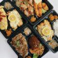 【岡山市南区のテイクアウト】ランチタイムにLEMON626のボリューミーな弁当!コスパもいいぞ!!