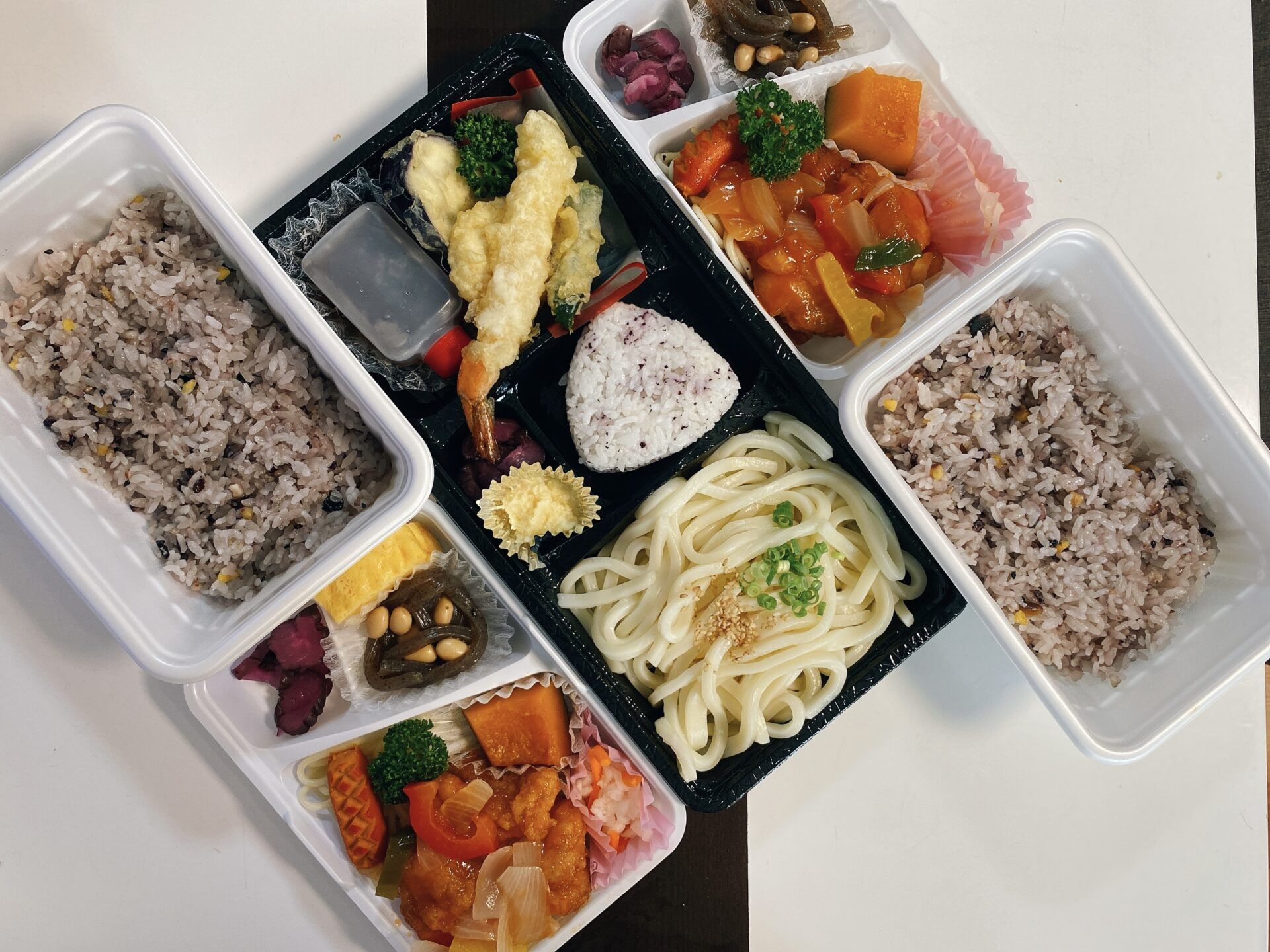 【岡山市南区のテイクアウト】手作りお弁当専門店 おばんざい弁当を初訪問するも残りが3つでギリセーフ!