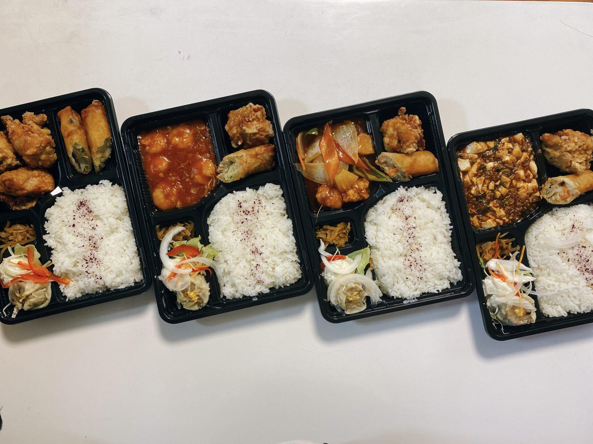 【岡山市東区のテイクアウト】香港厨房(ホンコンキッチン)の弁当で本格的中華ランチを自宅で!