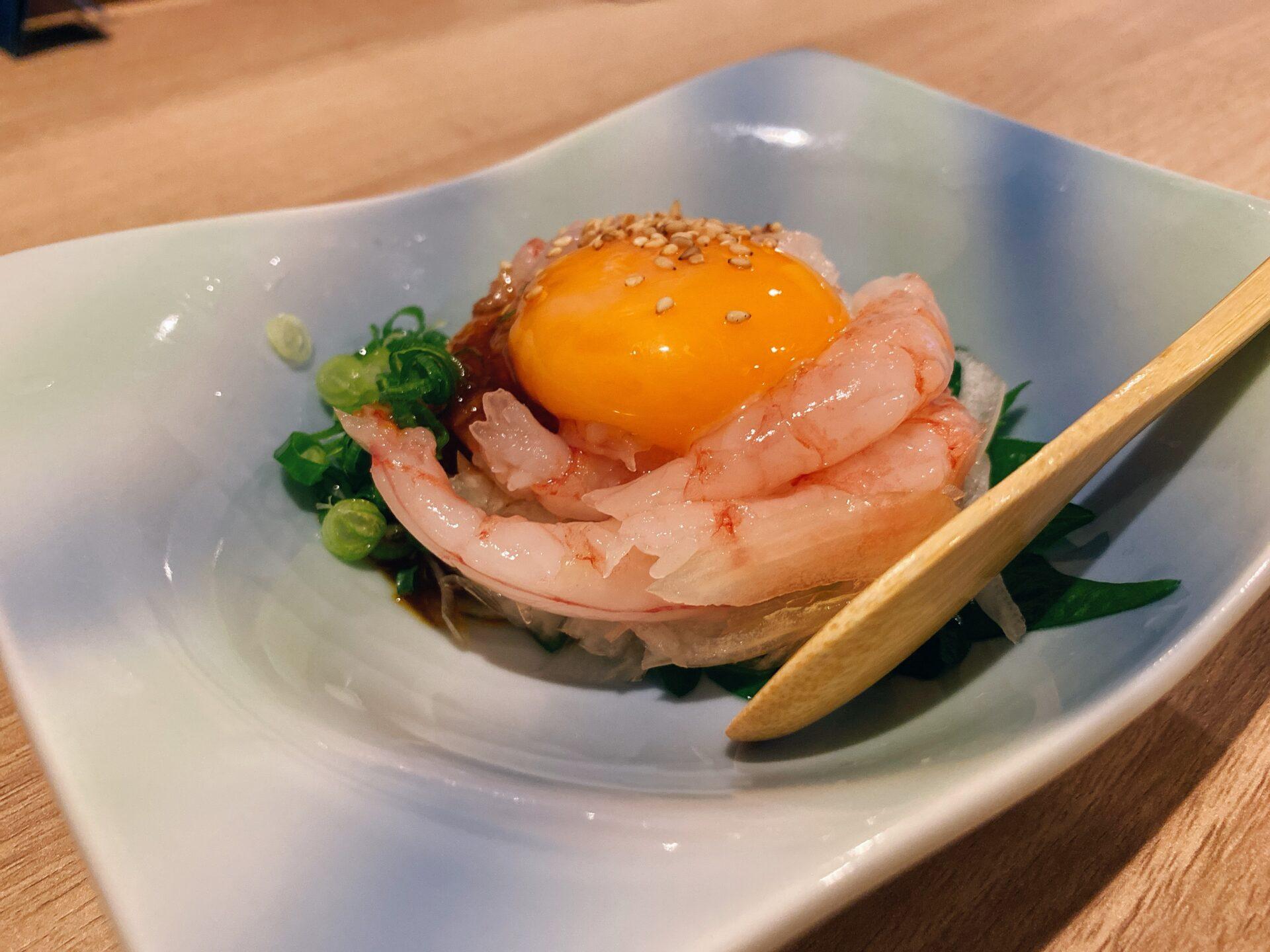 岡山駅近く【えびてき屋 やす久】まん防措置解除後初のディナーは海老づくしで乾杯!